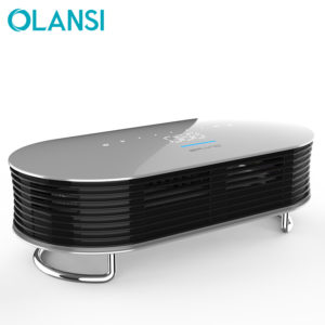 Small Mini Desktop Air Purifier for office