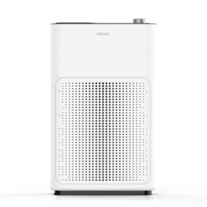 OEM cheap basic small room mini desktop home air purifier