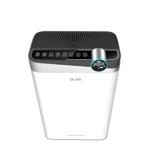 HEPA humidifier air purifier home from China