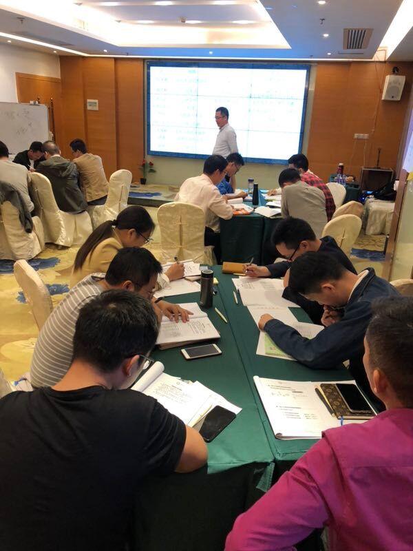 OLANSI R&D project management training