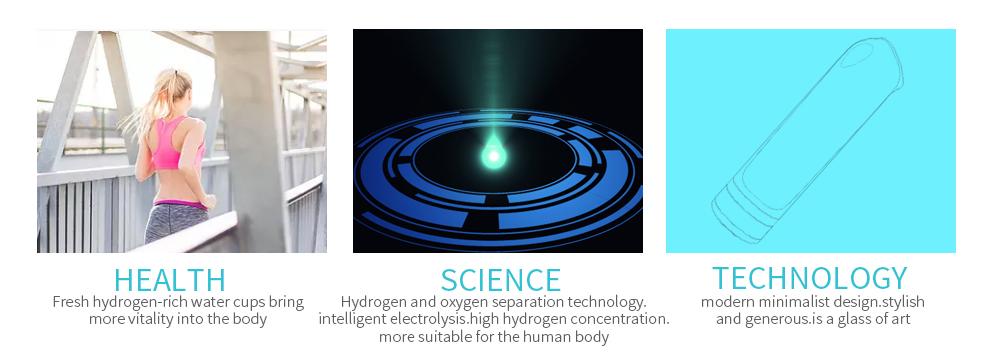 what's hydrogen water?