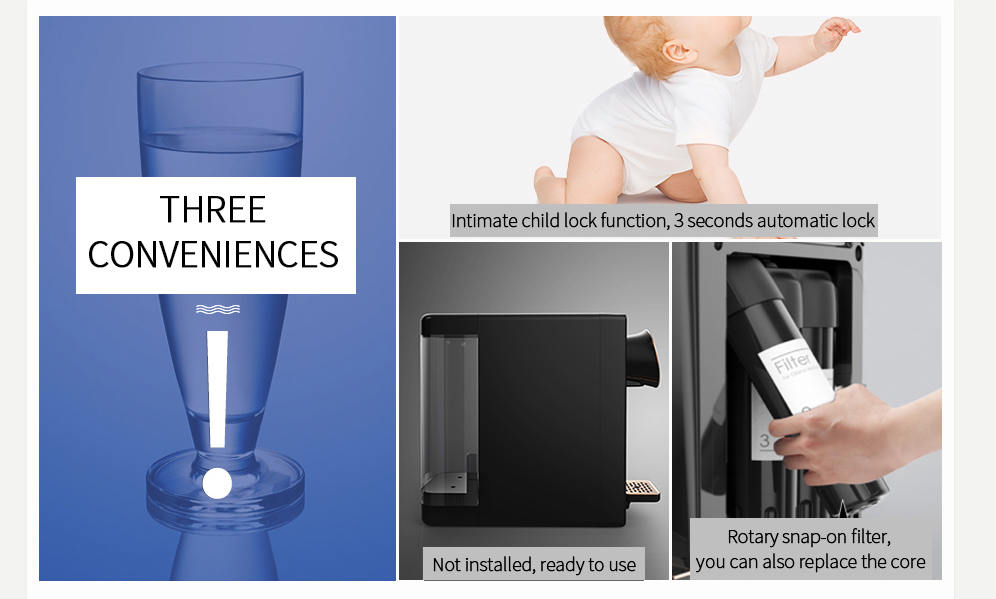 six major issues that need to be noticed when purchasing RO hydrogen-rich water purifier dispenser