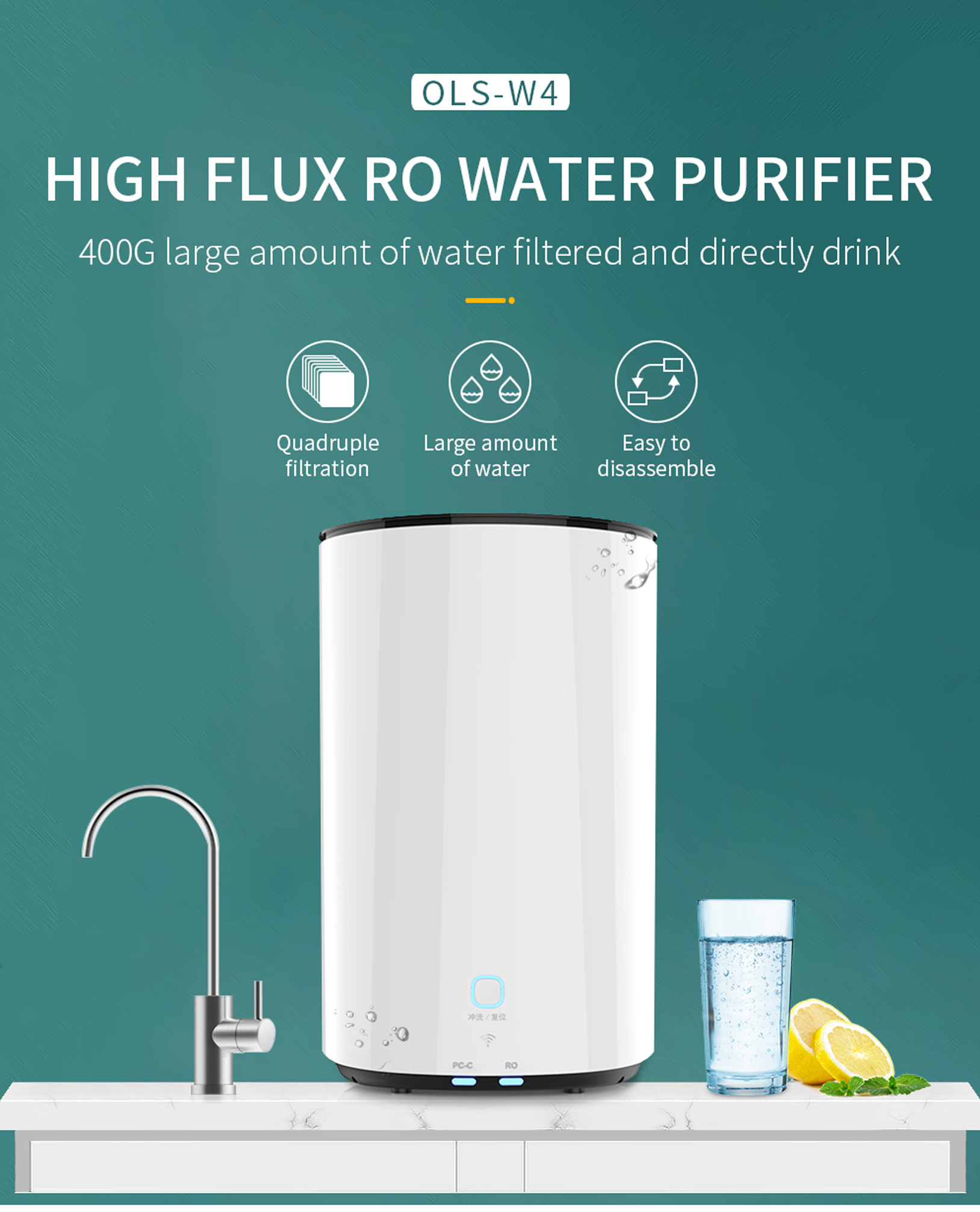 ro water purifier price list for home