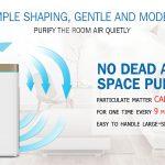 Germany Air Purifier,PM0.1 air purifier,HEPA filter air purifier