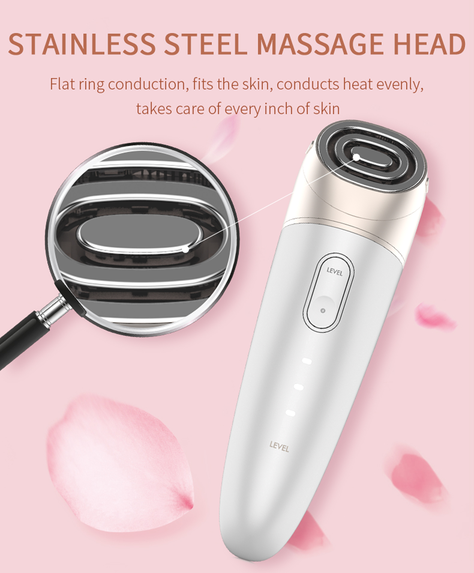 Radio Frequency beauty instrument