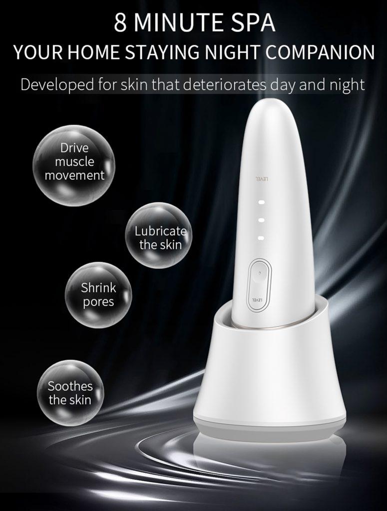 RF beauty equipment,Facial massager,Eye meter