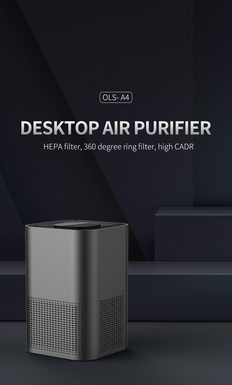 desktop air purifier
