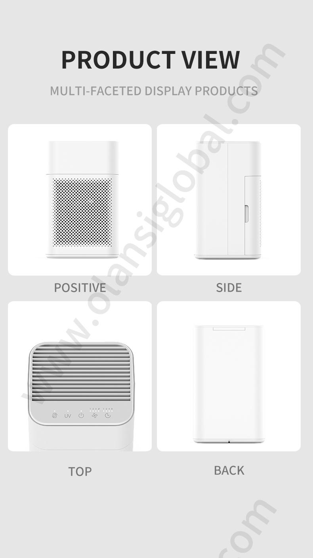 UVC air purifier